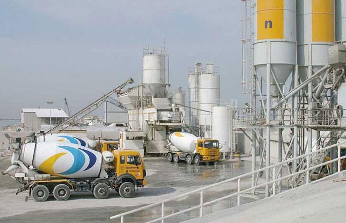 Delmon Ready Mixed Concrete & Products Company