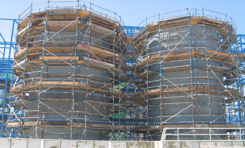 One of the leading scaffolding and formworks companies in