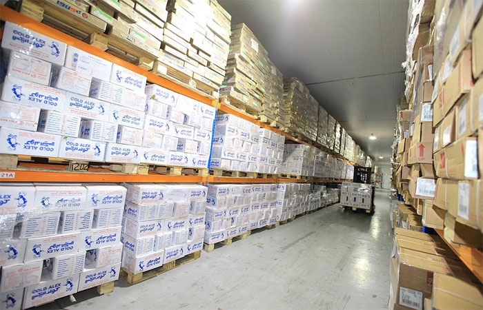 Nass Foods | Wholesale Operation of Food Products of