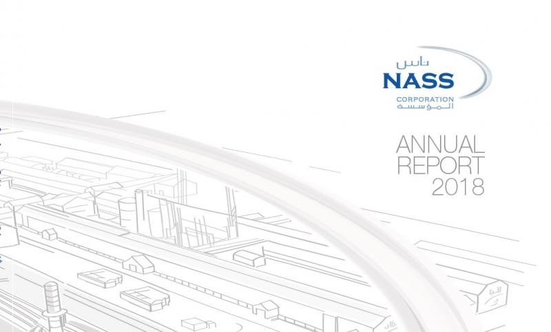 NASS Corporation Annual Report 2018 14 April 2019 NASS